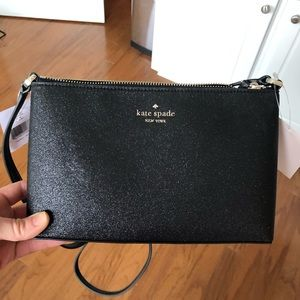 kate spade Joeley Black Crossbody